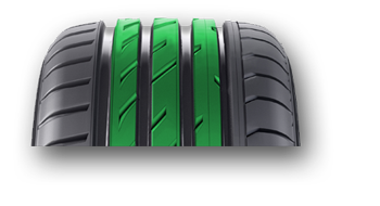 Nokian Hydro Grooves