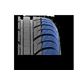 Toyo SnowProx S943 breite Schulterblöcke